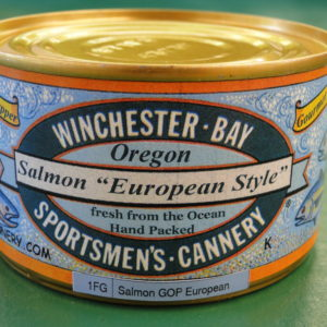 Salmon GOP European