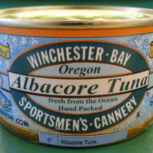 Albacore Tuna 7.5 OZ Can – Wild Troll Caught