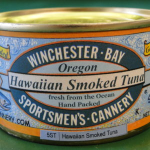 Hawaiian Smoked Albacore  – 6 oz can