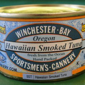 Hawaiian Smoked Albacore  – 6 oz can