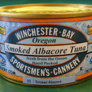 Smoked Albacore  – 6 oz can